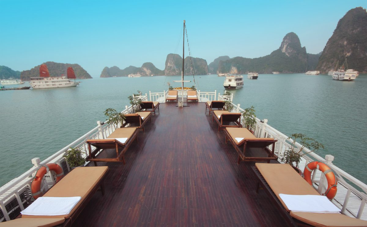 Majestic Halong Bay Cruise