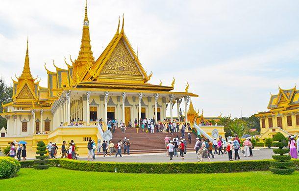 Tour du lịch Campuchia 4 ngày từ TP.HCM
