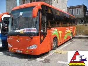 xe bus lao