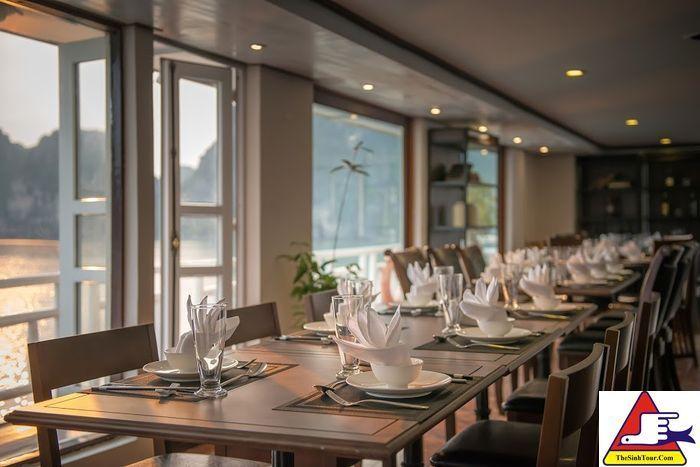 Du thuyen La Vela Classic Cruise (4)