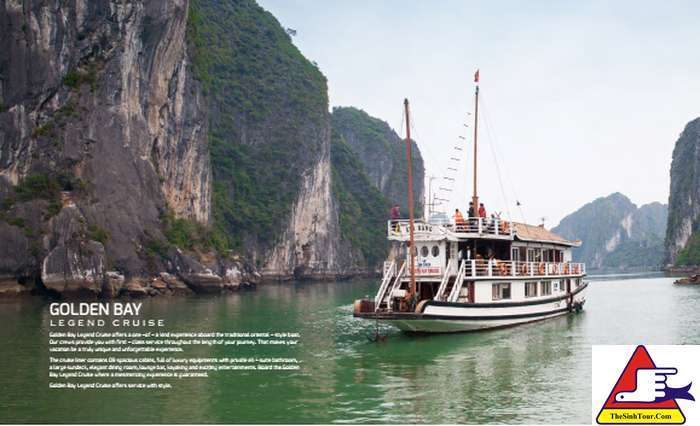 Golden Bay Cruise Halong (2)