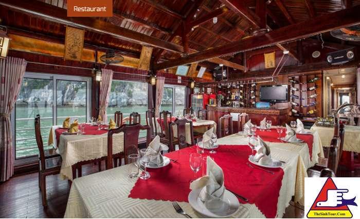 Golden Bay Cruise Halong (3)