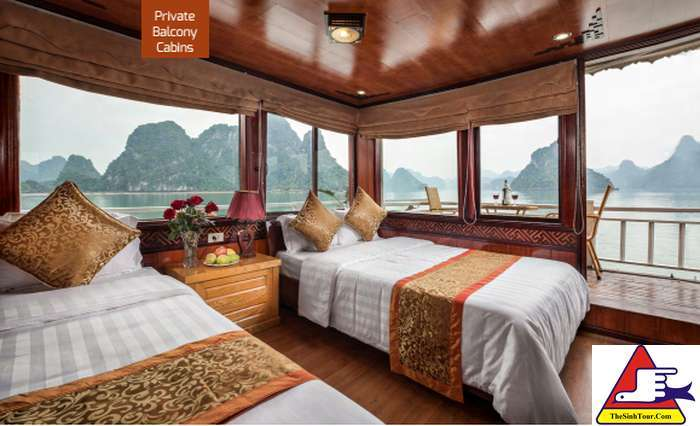 Golden Bay Cruise Halong (4)