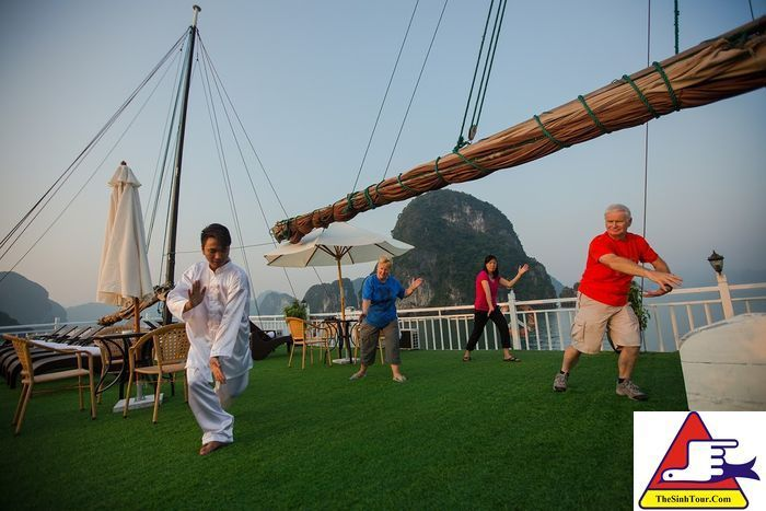 Halong Flamingo Cruises (1)