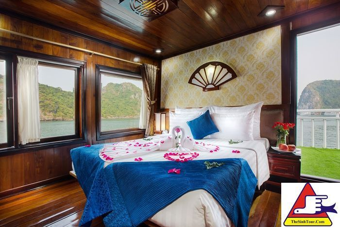 Halong Flamingo Cruises (17)