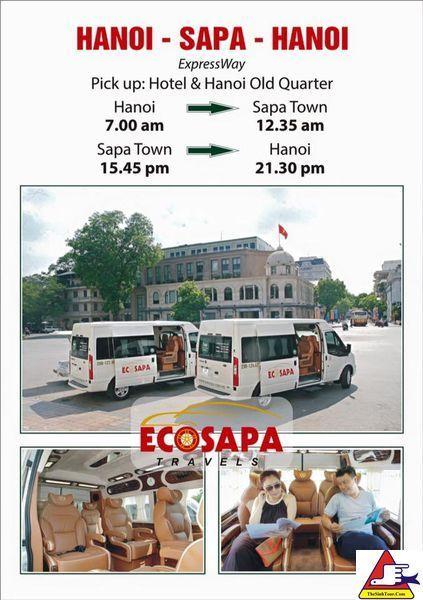 xe bus Ecosapa