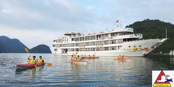 Starlight Halong Cruise